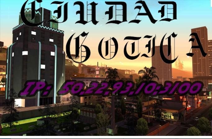 Ciudad Gotica RP