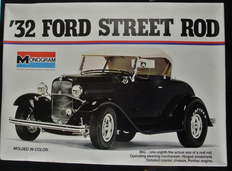 Recherche pieces 32 ford street rod (par choc arrière) 1/8 REF 07492  (Trouvé)  Monogr10