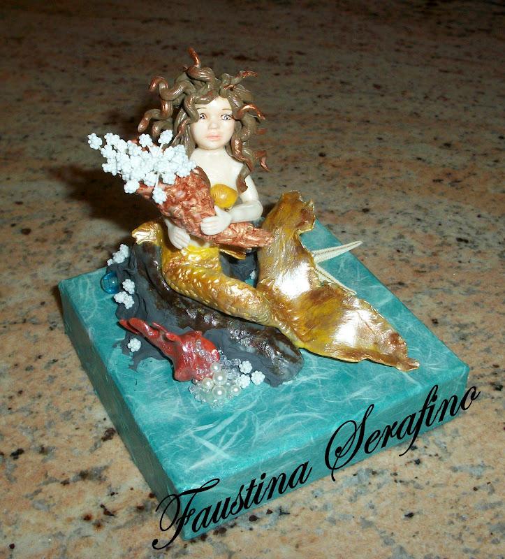 Nuova sirena in porcellana fredda 100_6810