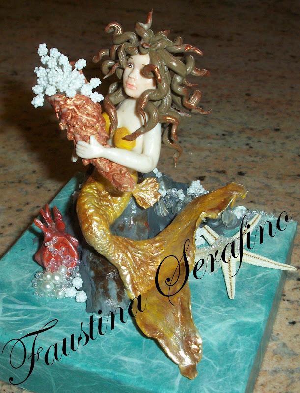 Nuova sirena in porcellana fredda 100_6812