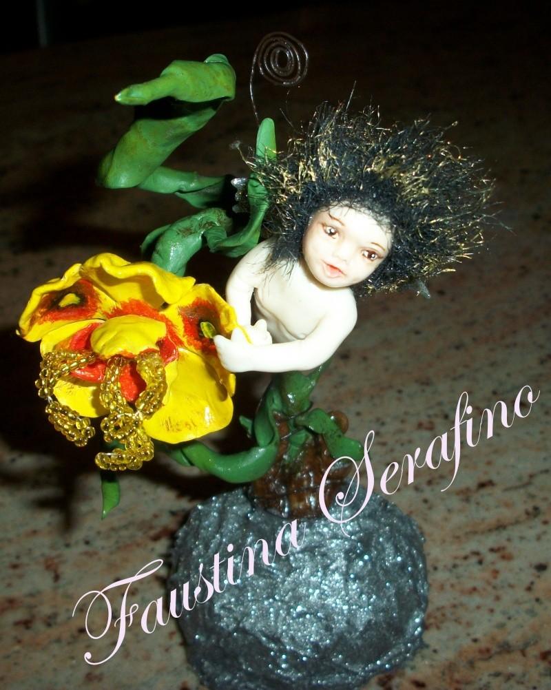 Fatina - farfalla porta notes o foto 100_6815