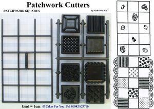 Vendo materiali varie tecniche Patchw10