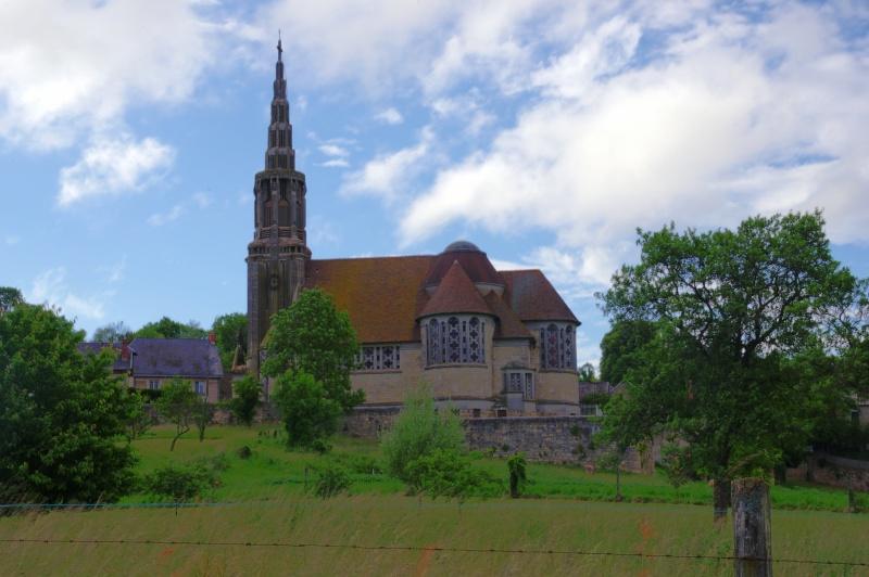 Eglise à Martigny-Courpierre. Eglise11