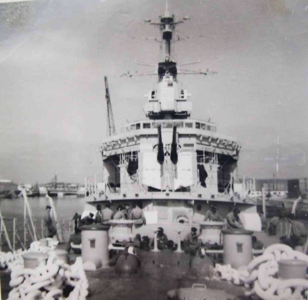 [Les ports militaires de métropole] Port de LORIENT Fusco_14
