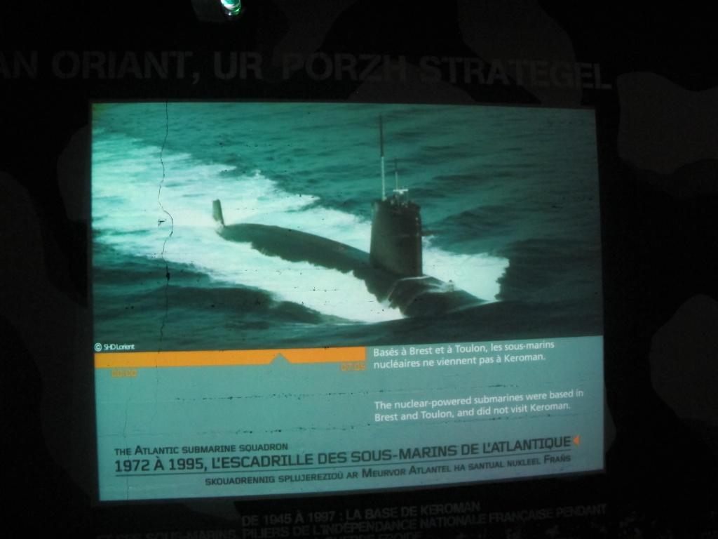 [Les Musées en rapport avec la Marine] Sous-Marin  Flore - Page 11 La_flo12