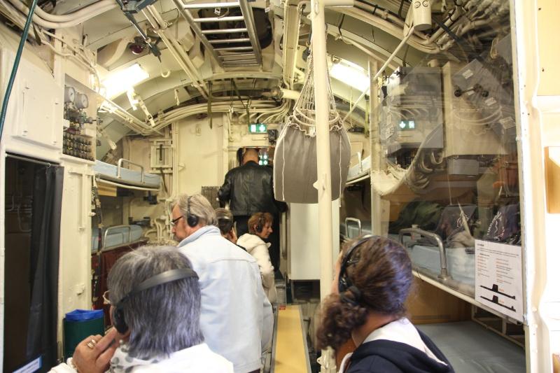 [Les Musées en rapport avec la Marine] Sous-Marin  Flore - Page 11 La_flo21