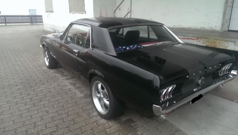 Erwischt! Ein Ford Mustang Imag2311
