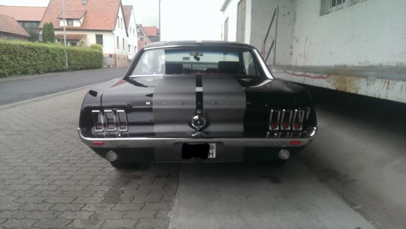 Erwischt! Ein Ford Mustang Imag2313