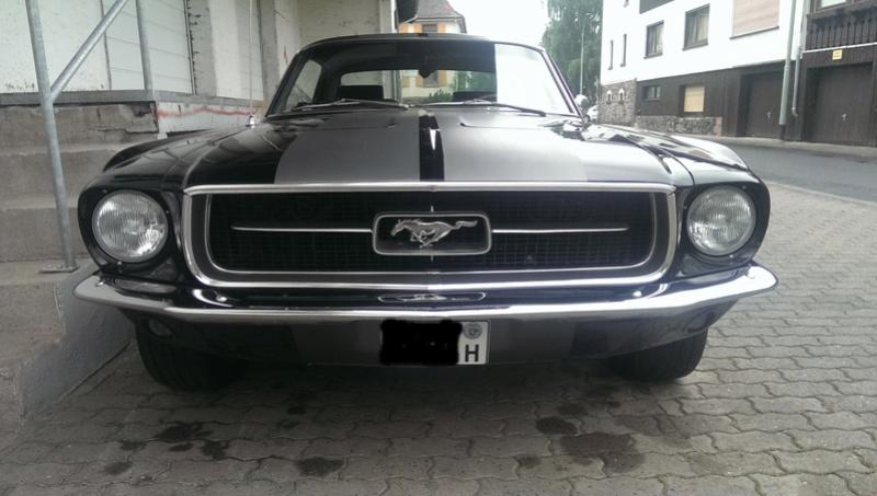 Erwischt! Ein Ford Mustang Imag2316