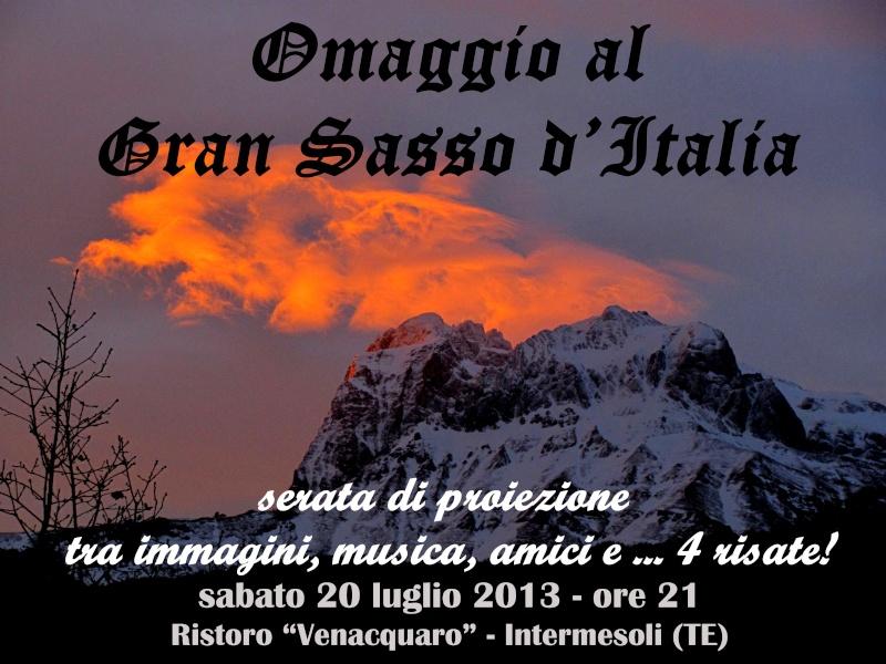 """20 luglio """"Serata Gran Sasso"""" a Intermesoli (TE) Locand15"""