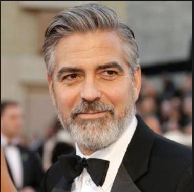George Clooney George Clooney George Clooney! - Page 12 Beard10