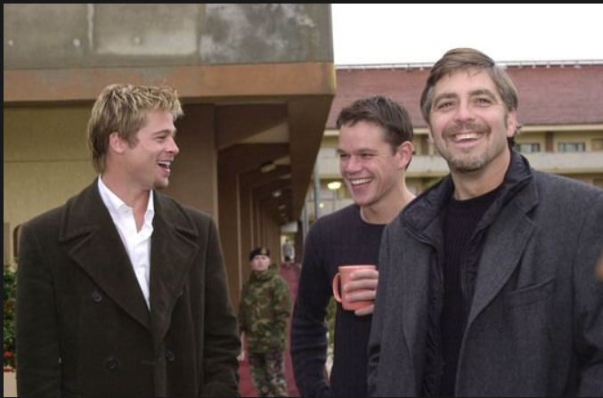 George Clooney George Clooney George Clooney! - Page 11 Cloone13