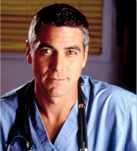 Slap the Stud:  Emmy Jilts Handsome Guys (George Clooney mention) Er_clo10