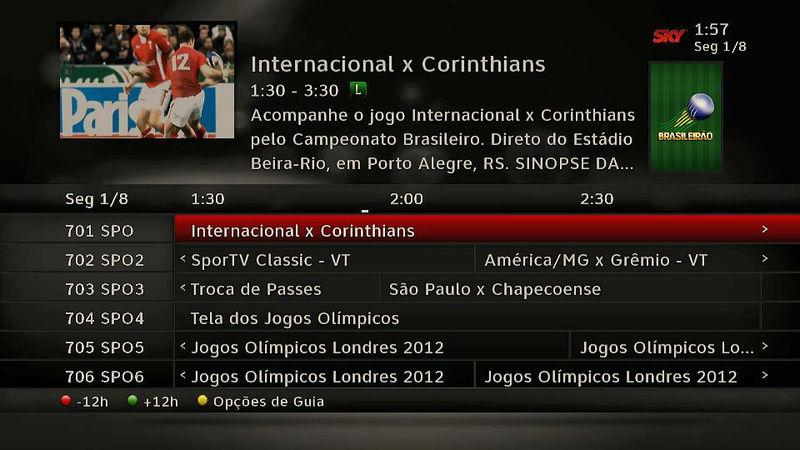 Os canais SporTV, especiais para a Olimpíada, já estão no ar! 110