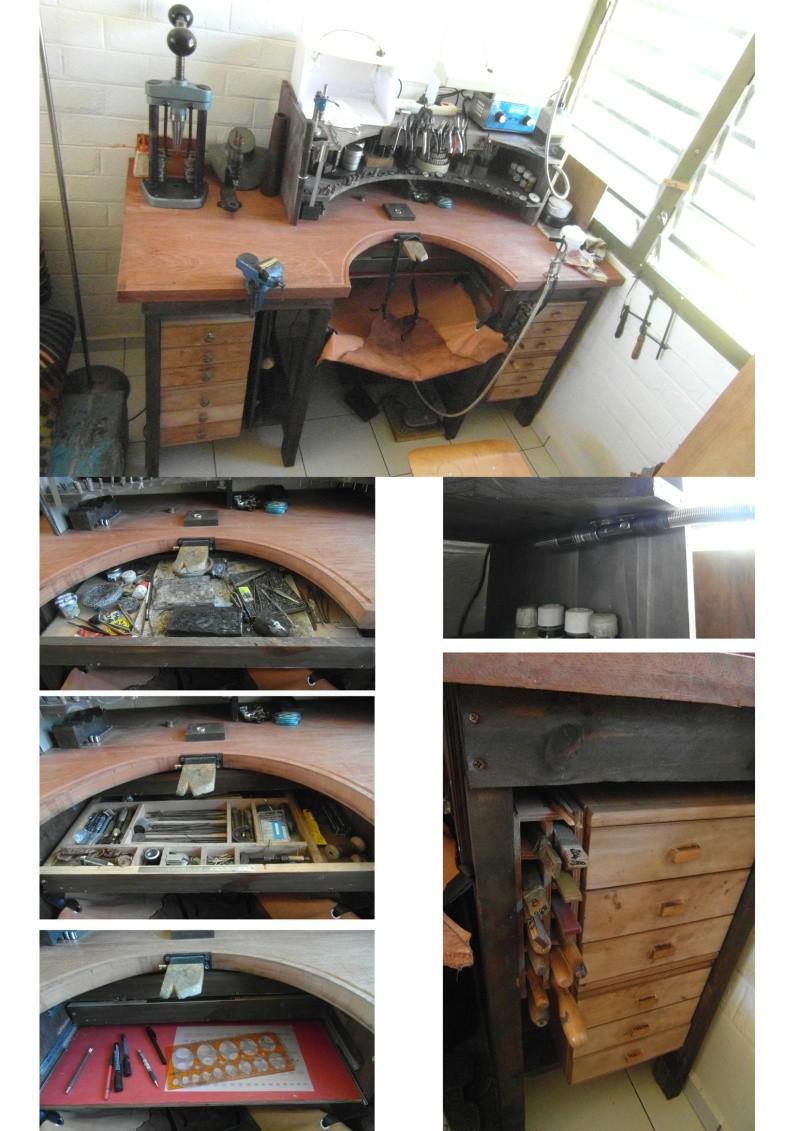 nouvel tabli fait maison. Black Bedroom Furniture Sets. Home Design Ideas