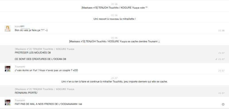 Discussion in Skype 1110