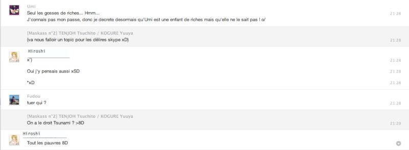 Discussion in Skype 510