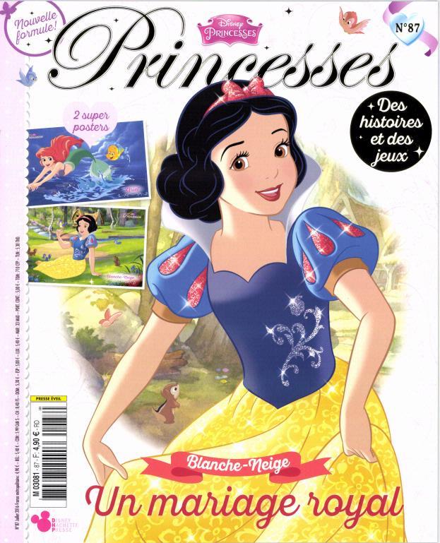 [Magazine] Disney Princesse Magazine France - Page 6 M3081_10