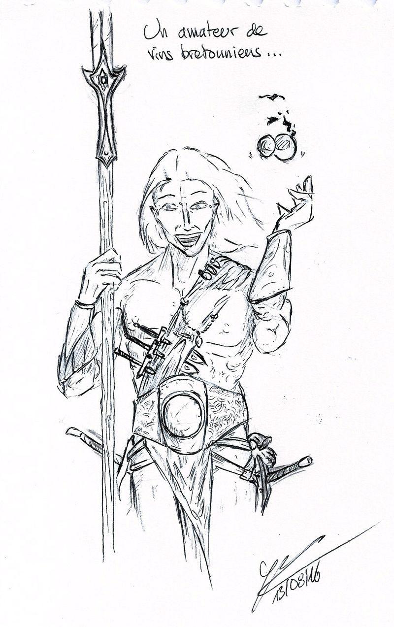 Les dessins de Gromdal - Page 10 2016_037