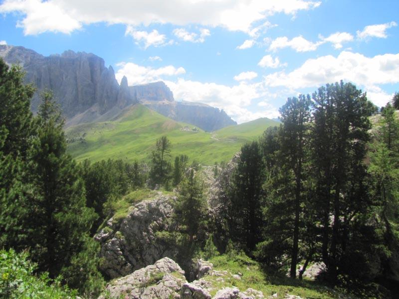 Dolomites (3j)Passo Sella Img_3910