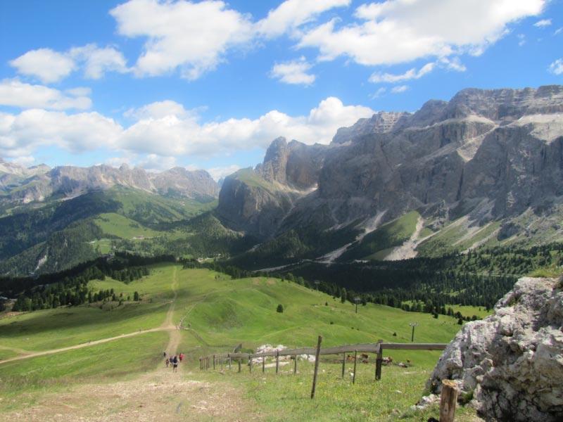 Dolomites (3j)Passo Sella Img_3914