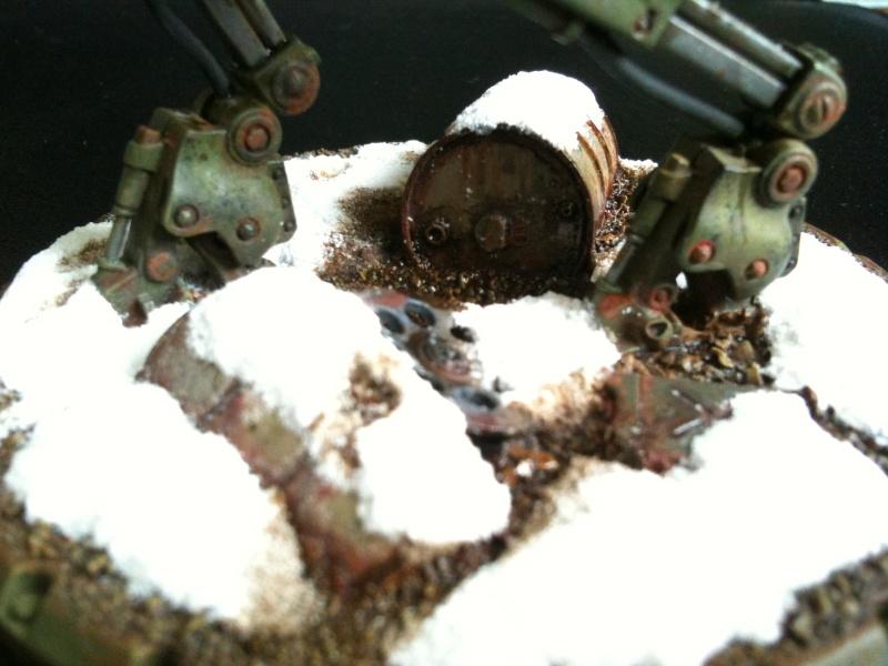 effet de neige sur des véhicules olive drab ... ???? comment faire ça ??? Image14