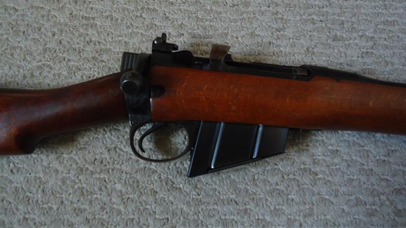 Fusil Anglais Lee-Enfield MKI de 1944  Dsc04830
