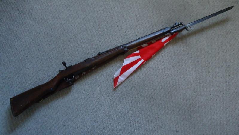 Fusil Japonais Arisaka type 99  Dsc04914
