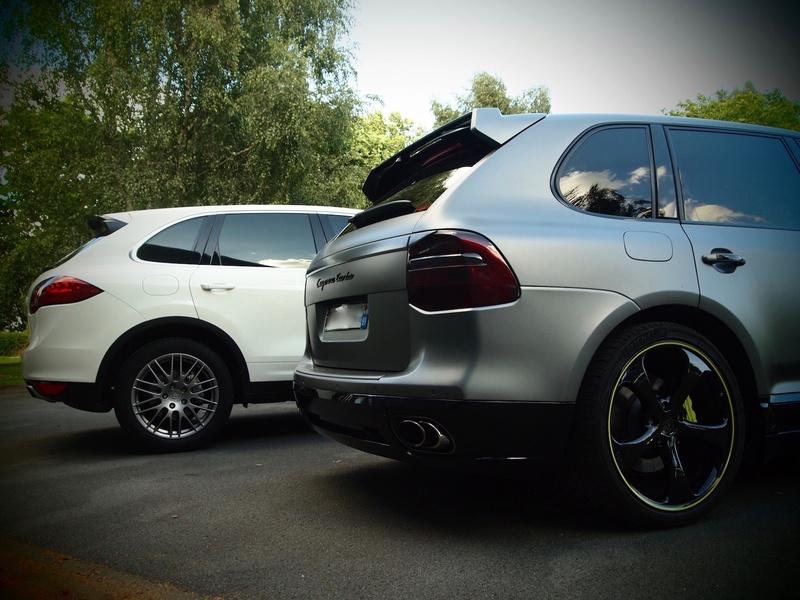 [Shooting] Porsche Cayenne Turbo Techart - Page 2 P1013339
