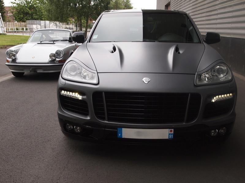 [Shooting] Porsche Cayenne Turbo Techart - Page 2 P5251811