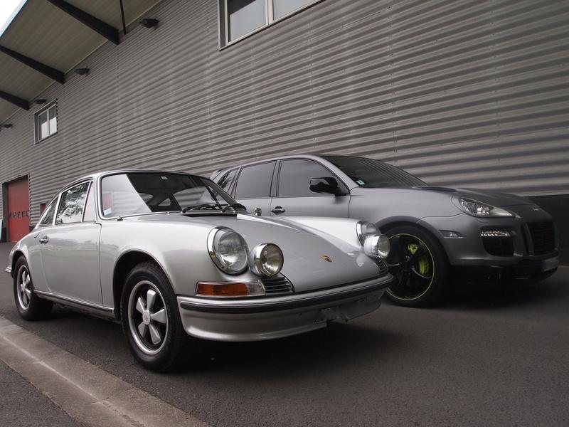 [Shooting] Porsche Cayenne Turbo Techart - Page 2 P5251813