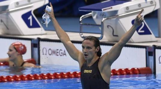 Giochi Olimpici Nuoto10