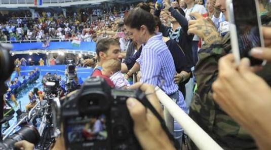 Giochi Olimpici Phelps12