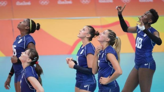 Giochi Olimpici Volley10