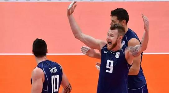 Giochi Olimpici - Pagina 4 Volley12