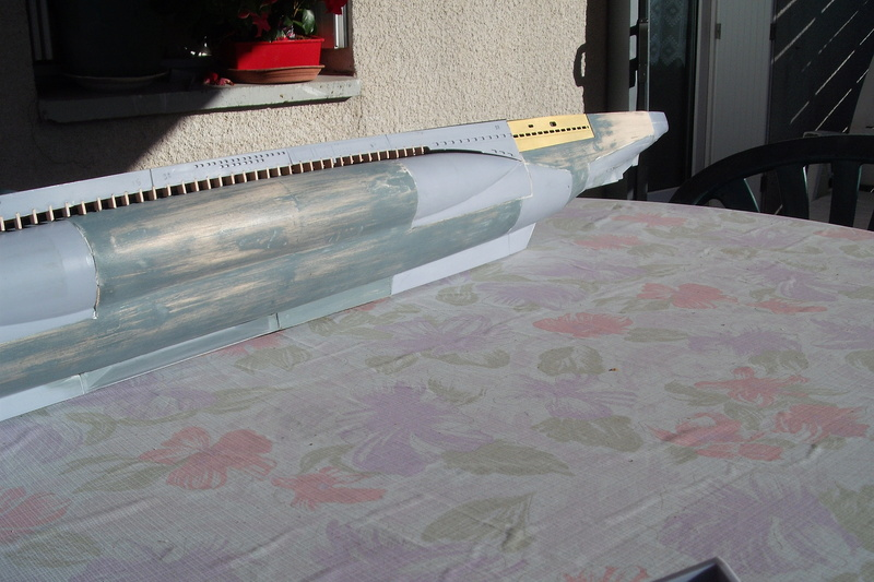 Le U-96 de Hachette/Amati au 1/48° Dscf7247