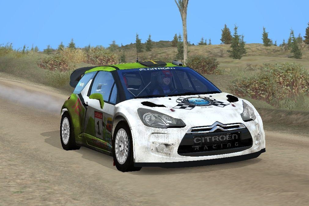Crónica Rally Australia R1 212