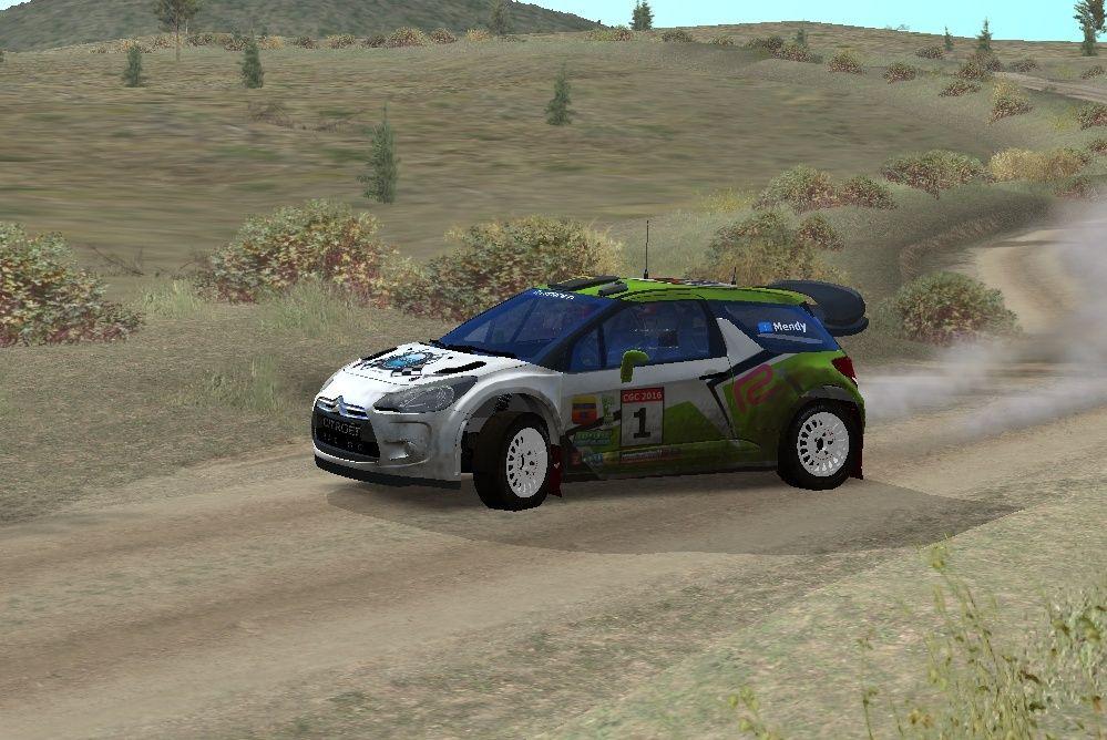 Crónica Rally Australia R1 411