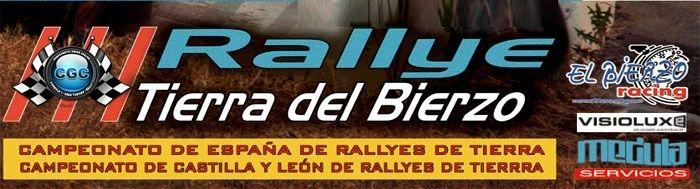 Confirmación para el Shakedown Rally del Bierzo R2 2016 Logo14