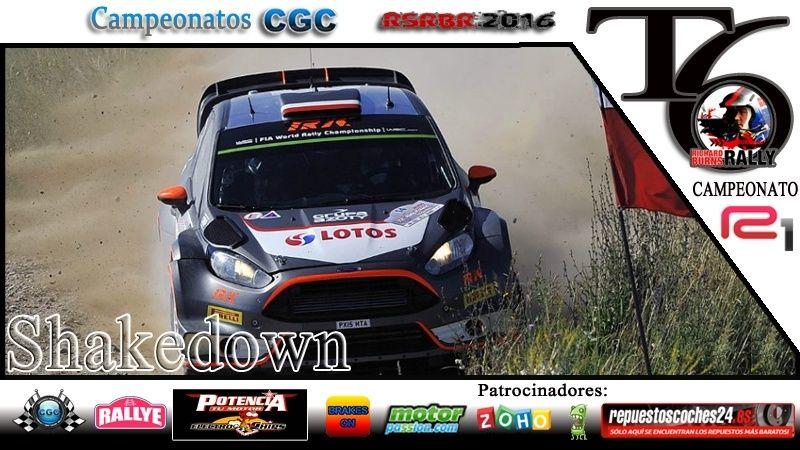 Confirmación para el Shakedown Rally Polonia  R1 2016 Logo_s10
