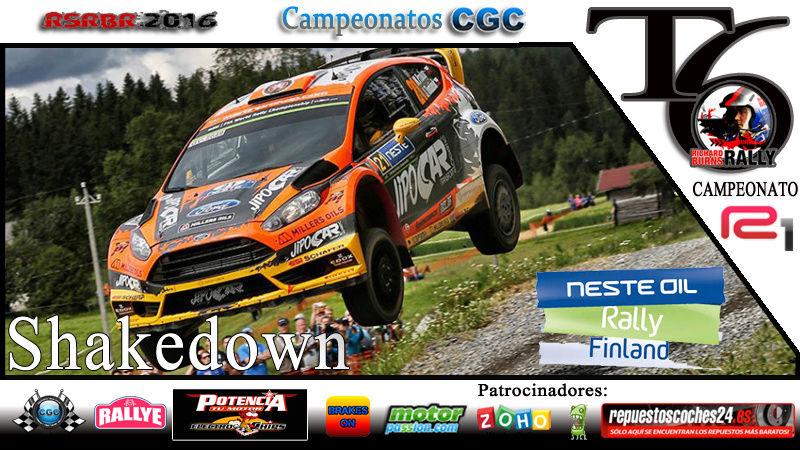 Confirmación para el Shakedown Rally Finlandia  R1 2016 Planti11