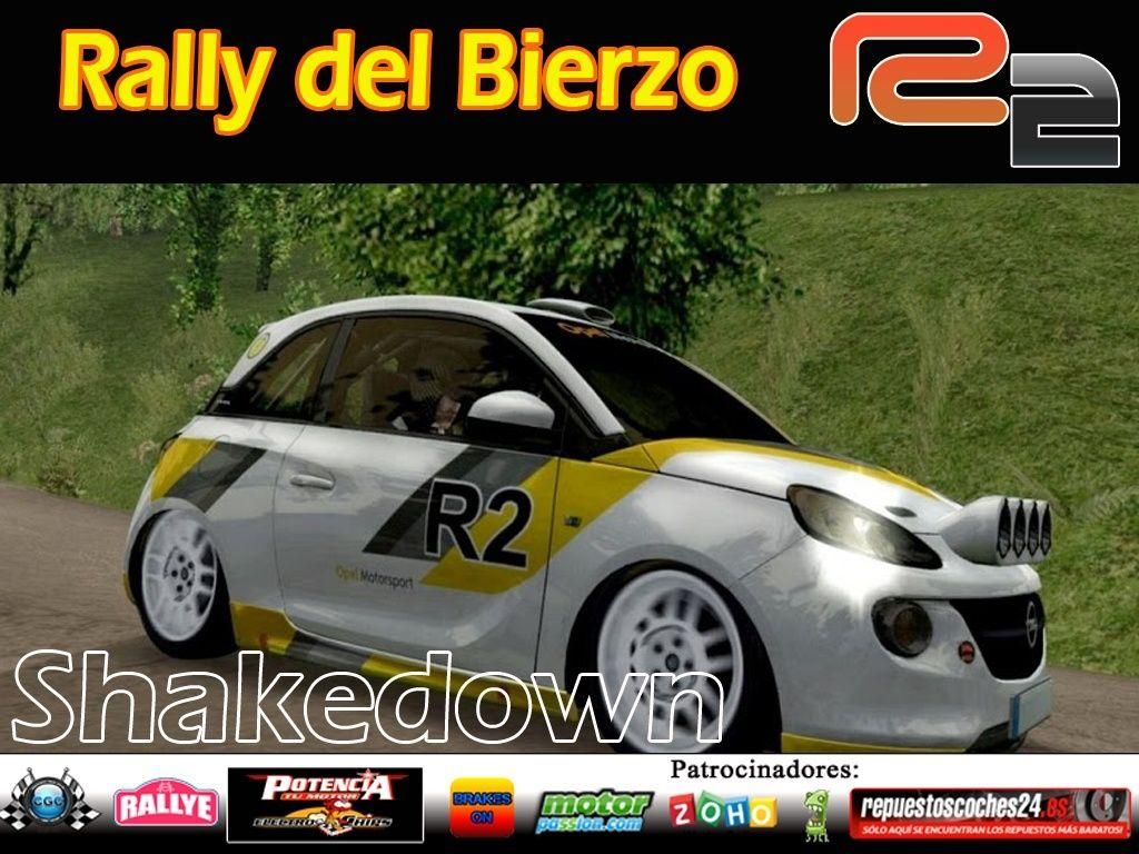 Confirmación para el Shakedown Rally del Bierzo R2 2016 Shake10