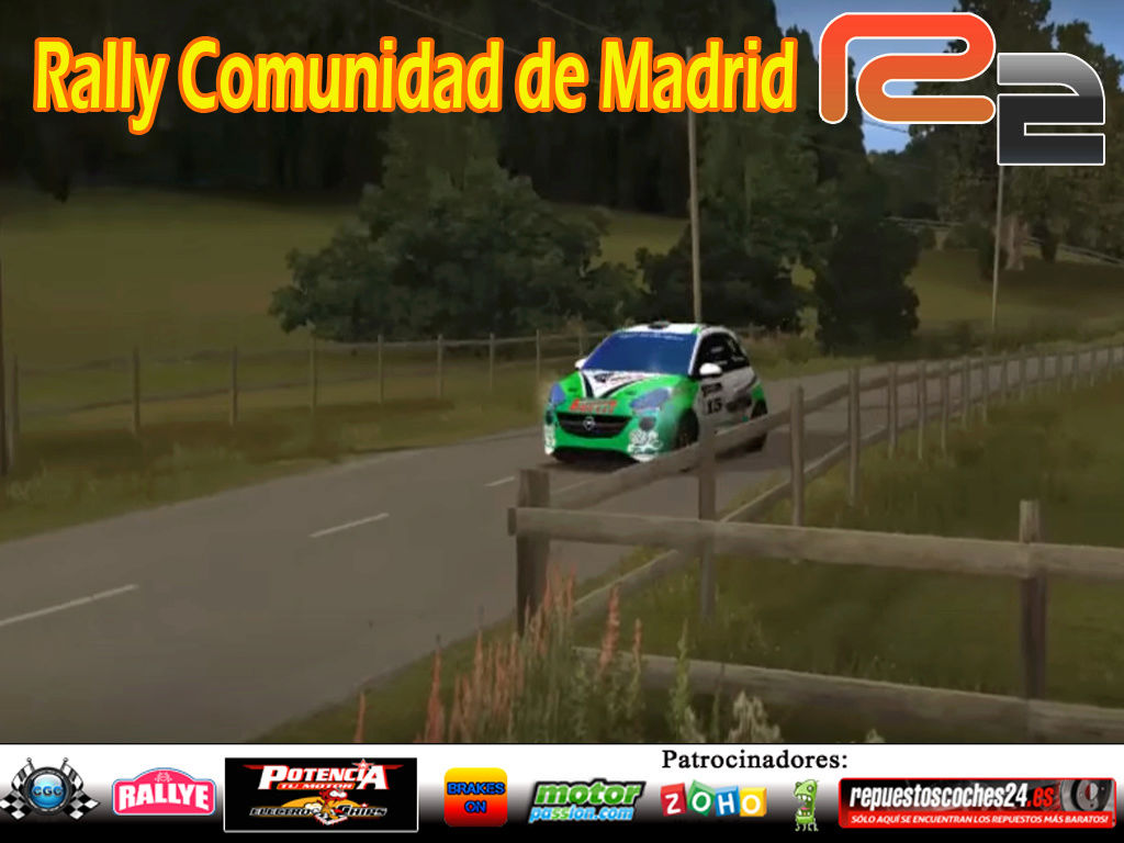 Roadbook rally Comunidad de Madrid  R2 Shake_10
