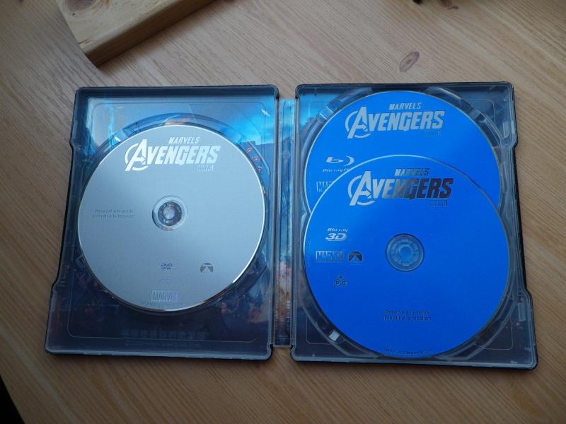 The Avengers : Le Topic Officiel des éditions - Page 9 Imgp1925
