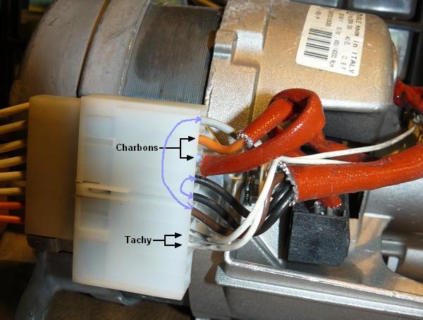Gestion éléctronique d'un moteur universel Brocha10