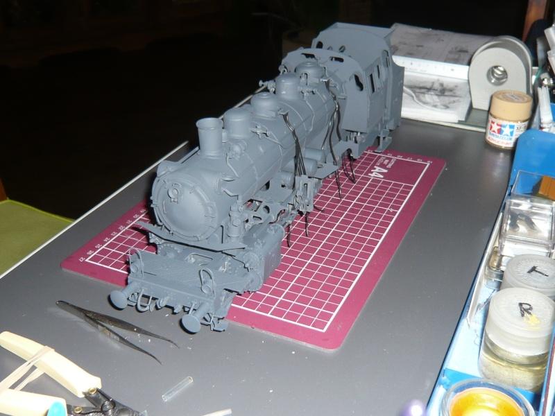 BR86 mit Mörser Thor eisenbahnverlastet und Railway Gondola, als Dio - Seite 3 P1030925