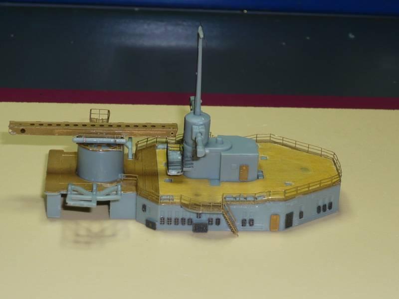 Admiral Graf Spee Premium Edition von Academy 1/350 +Zubehör FERTIG - Seite 2 P1040322