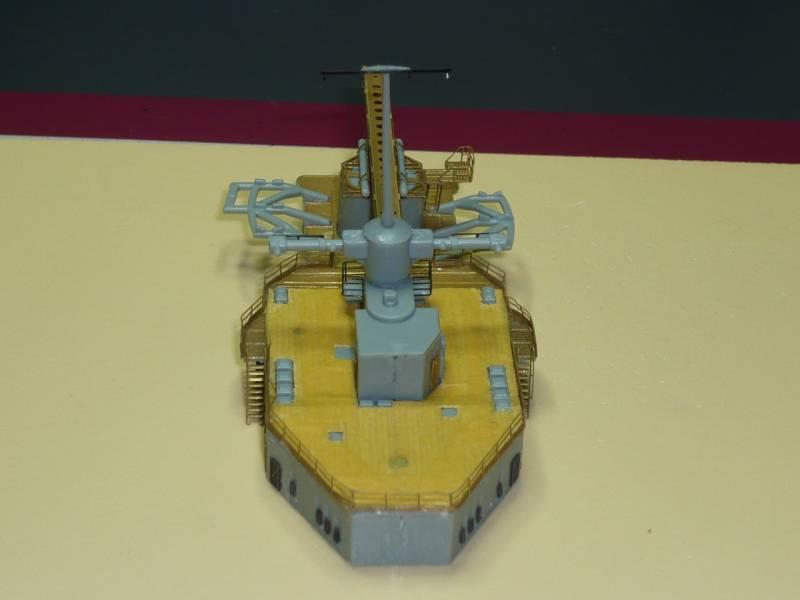 Admiral Graf Spee Premium Edition von Academy 1/350 +Zubehör FERTIG - Seite 2 P1040326