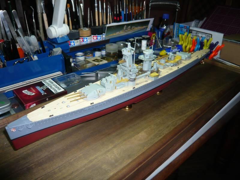 Admiral Graf Spee Premium Edition von Academy 1/350 +Zubehör FERTIG - Seite 2 P1040336