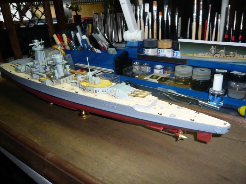 Admiral Graf Spee Premium Edition von Academy 1/350 +Zubehör FERTIG - Seite 2 P1040337